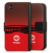 Apple iPhone 4 bolso funda flip case-estadio Frankfurt
