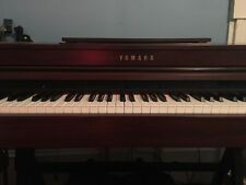 Yamaha Clavinova CLP 430 - Mahogany - Modified for travel - Wooden case included