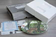 Wedgewood Limited Edition Bone China Plate - The Beechwood - Boxed