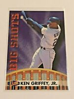 1998 Fleer Ultra Baseball Big Shot's - Ken Griffey Jr - Seattle Mariners