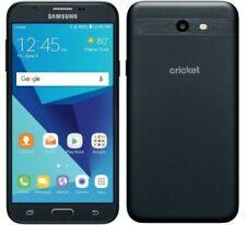 OB Samsung Galaxy Halo SM-J727AZ 16 GB/32 GB Black Cricket Locked