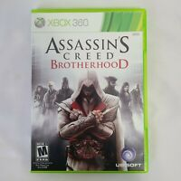 Assassin's Creed: Brotherhood Xbox 360 2010 M-Mature Complete Tested/Working