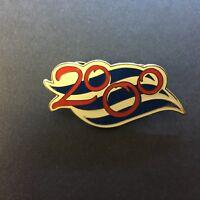 DCL Memory Box Set Cruise Line 2000 Wave Logo - Disney Pin 1596