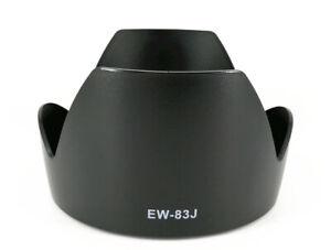 EW83J EW-83J Petal Lens Hood For Canon EF-S 17-55mm f/2.8 IS USM - UK STOCK