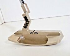 "Rare - Dean Meyer DM795 34"" Chrome-Plated Blade Offset Putter RH Vintage 1995"
