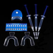 KIT Professionnel Système de Blanchissement + LAMPE LED + Dentaire Oral Gel Neuf