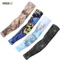 NEFA Premium Cooling Arm cuff Sleeves Warmer UV Sun protection //outdoor sports