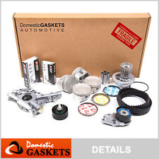 04-05 Chevrolet Aveo 1.6L DOHC Overhaul Engine Rebuild Kit VIN D
