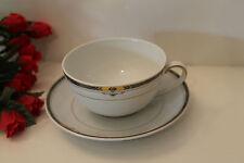 """Eschenbach Idea """"Cardiff"""" Teetasse mit Untertasse 0,15 Liter Porzellan Neuware"""