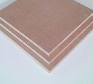 Eine 19mm starke MDF Platte. Holzplatten Spanplatten. Wunschmaße !