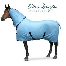 EDT FLY RUG COMBO HORSE LIGHT WEIGHT SUMMER FLY SHEET WITH NECK