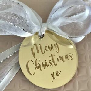 10 x Christmas Gift Tags
