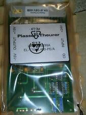 PLASSER EK813SV-00B MODULE NEW FACTORY SEALED