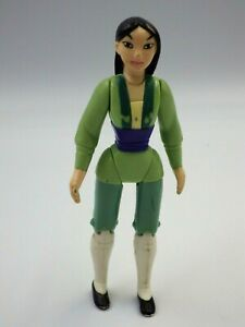 Figurine PVC Vintage Toys Mulan Mcdonalds Vietnam