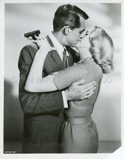 CARY GRANT EVA MARIE SAINT NORTH BY NORTHWEST HITCHCOCK 1959 PHOTO ORIGINAL