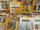 CLASSIC METAL WORKS Train Accessory LOT HO 1:87 Scale-  14 sets - one low price!