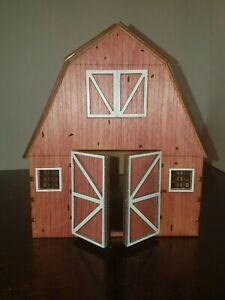 O Scale Barn Model Railroad Train Building On30 Scale