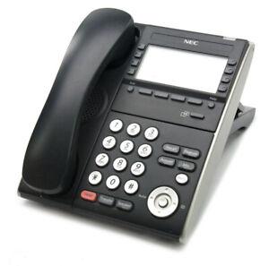 NEC ITL-8LDE-1(BK)TEL ILE(8LD)Z-(BK) VoIP Phone DT700 Series *1 Year Warranty*
