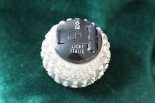 IBM SELECTRIC TYPEWRITER Font Ball Head Size 12 GP 12 LIGHT ITALIC (FRENCH)