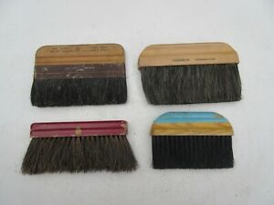 4 vintage decorating wallpaper hanging wooden brushes Opex Harris Shearn