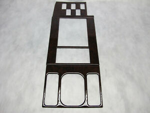 1987 - 1989 Land Rover, Range Rover Classic Shifter Wood Surround Kit