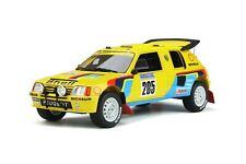PEUGEOT 205 GRAND RAID DAKAR 1987 1/18 OttO OttOmobile OT354