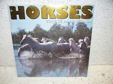 2014 Horses 12 Month Calendar Paint Stallion Horse