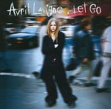 Let Go by Avril Lavigne (CD, 2002, Arista) USED
