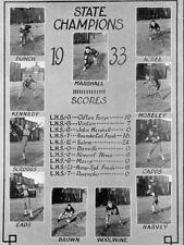 1934 Lynchburg VA High School Yearbook~State Champions