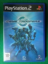 PS2 - GENE TROOPERS , Gioco Game Playstation 2 - PAL ITA , Ottimo !!!