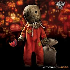 "Living Dead Dolls Trick 'r Treat SAM 10"" DOLL Mezco Sealed new Halloween Movie"