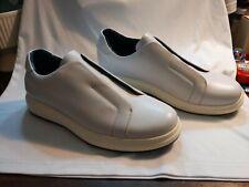 Karl Lagerfeld Classic Leather Platform Sneaker White (US 11M) (Eur 44D)