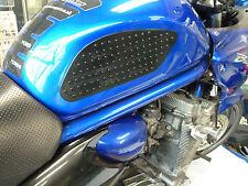 Suzuki Gsf 600 Bandit tracción negra Tanque almohadillas Pinza Stomp Grips fácil Rg8