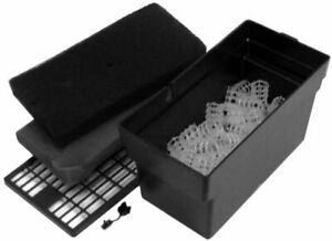 LM-Beckett Submersible Filter Box with Bio Media Black-1 count
