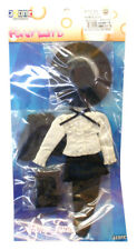 Azone outfit loose  clothes Swordswoman Set Black boots (Pure Neemo S) 1/6 Doll