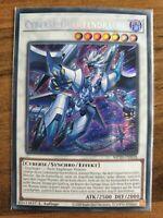 Yu-Gi-Oh! MP20-DE018 Cyberse Quantendrache Secret Rare, NM, DE 1st Ed