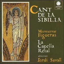 El Cant de la Sibil-la CD 1997 Astree Montserrat Figueras Capella Reial Savall