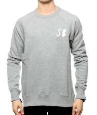 Nike SB Icon Graphic Fleece Crew Sweatshirt (L) 727002 063