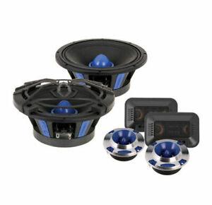 "Soundstream SME.650C 200W 6.5"" Pro Audio Component Car Speaker System"