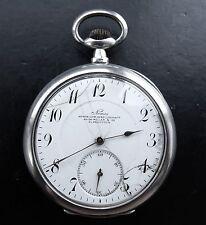 Nomos Glashütte Antike Silber 900 Lepine Seltene Sammler Taschenuhr 1906