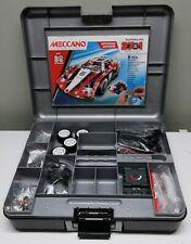 MECCANNO ENGINEERING & ROBOTICS SUPERCAR 27 in 1 WITH CASE & BOOK