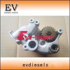 EL100 oil pump 15110-1471 genuine type for Hino truck EL100 EP100