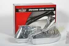 HONDA VTX1300 VTX 1300 CHROME SIDE COVERS BIG BIKE PARTS 2003 - 2008