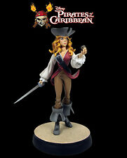 GENTLE GIANT PIRATES OF THE CARIBBEAN ELIZABETH SWANN MAQUETTE STATUE BRAND NEW