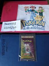 Pokemon Neo Destiny Booster Pack Box Fresh Factory Sealed