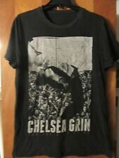 Chelsea Grin- You Are Dead To Me OOP- Black T-Shirt- Medium