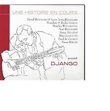 DAVID REINHARDT MUNDINE GARCIA SAMY DAUSSAT SWAN BERGER playing Django Reinhardt