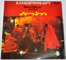 Phil DANNY HOLMSEN & THE MABUHAY SINGERS A Christmas Gift OPM SEALED LP Record