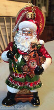 """Christopher Radko """"COO COO CLAUS"""" Ornament # 10-177-16 MOST WANTED- UNIQUE"""