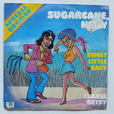 CLAREL BETSY Sweet little baby / Sugarcane Nelly ZB 8316 REGGAE